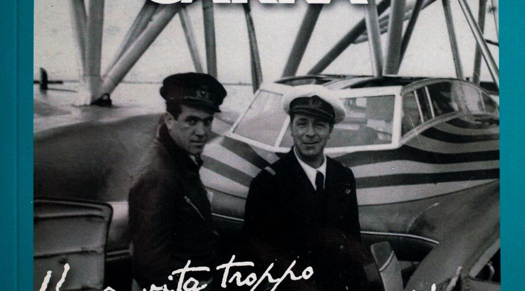 Libro Cesare Carra - Una vita troppo breve dedicata al Volo