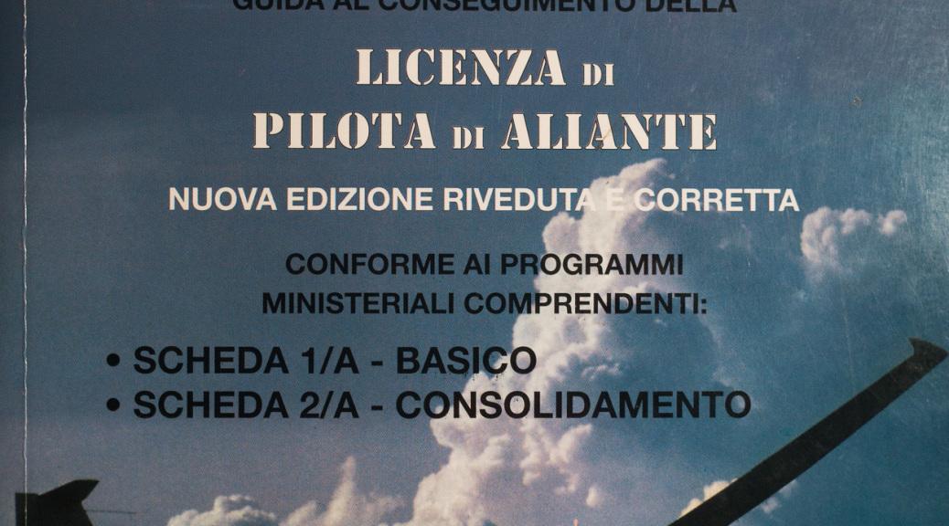Libro Il Nuovo Manuale del Volovelista di Guido Enrico Bergomi