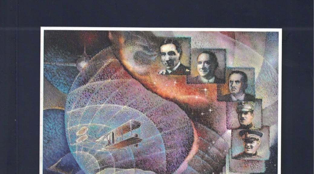 Pionieri dell'Aviazione - Storia di un'associazione - Ferrante e Bacchini - Copertina