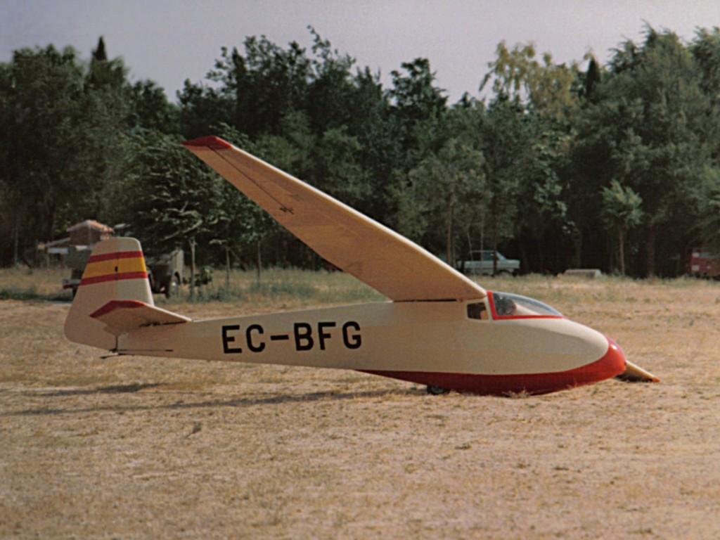 Scheibe L-Spatz 55