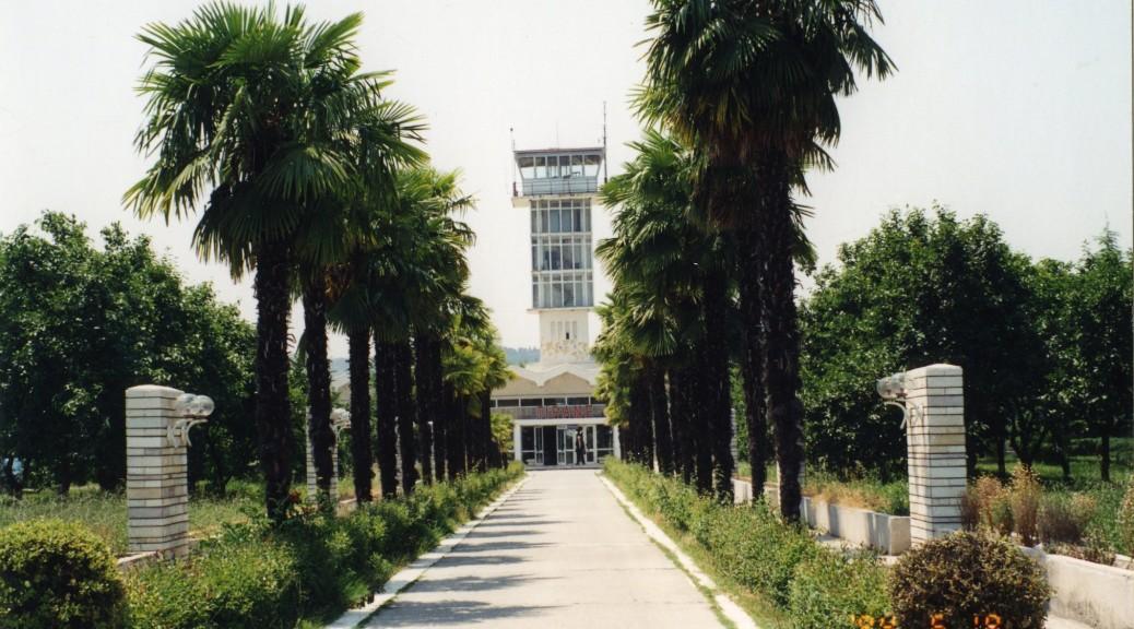 Aerostazione di Tirana nel 1994
