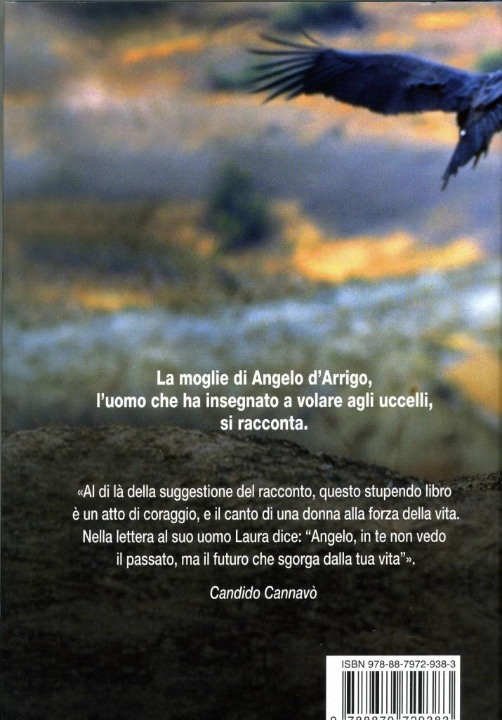 In volo senza confini - Laura Mancuso - Quarta copertina