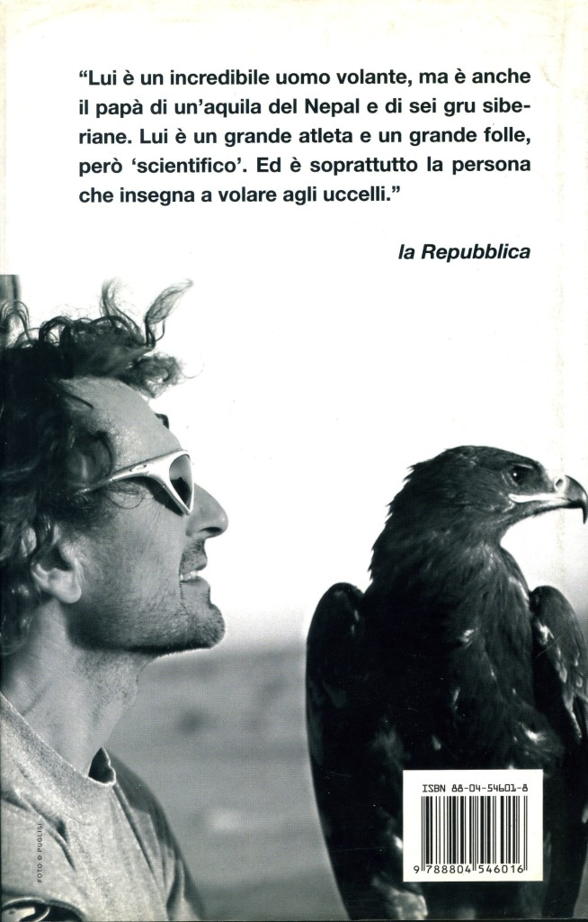 In volo sopra il mondo - Angelo D'Arrigo - Retro