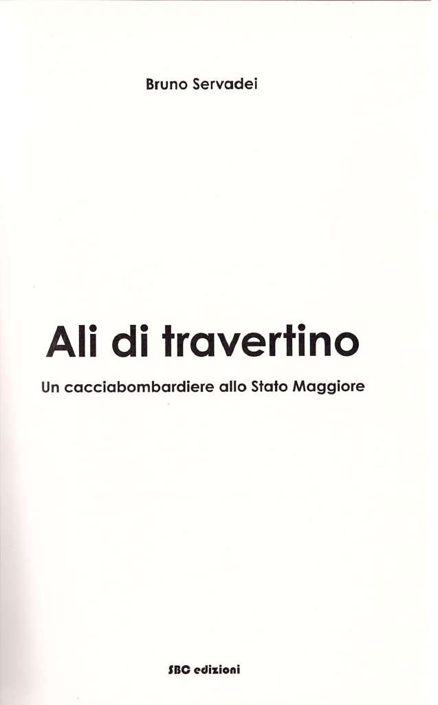 Ali di travertino copertina interna