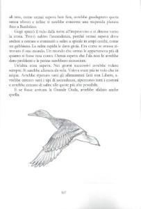 avventure in punta d'ali ritratto di gegè