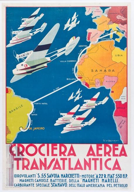 Crociera aerea atlantica
