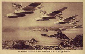 crociera aerea - Rio de Janeiro