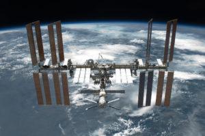 ISS dopo distacco navicella