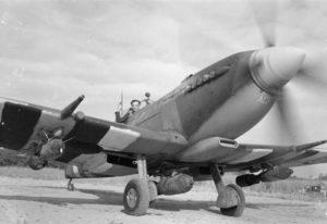 Spitfire cacciabombardiere