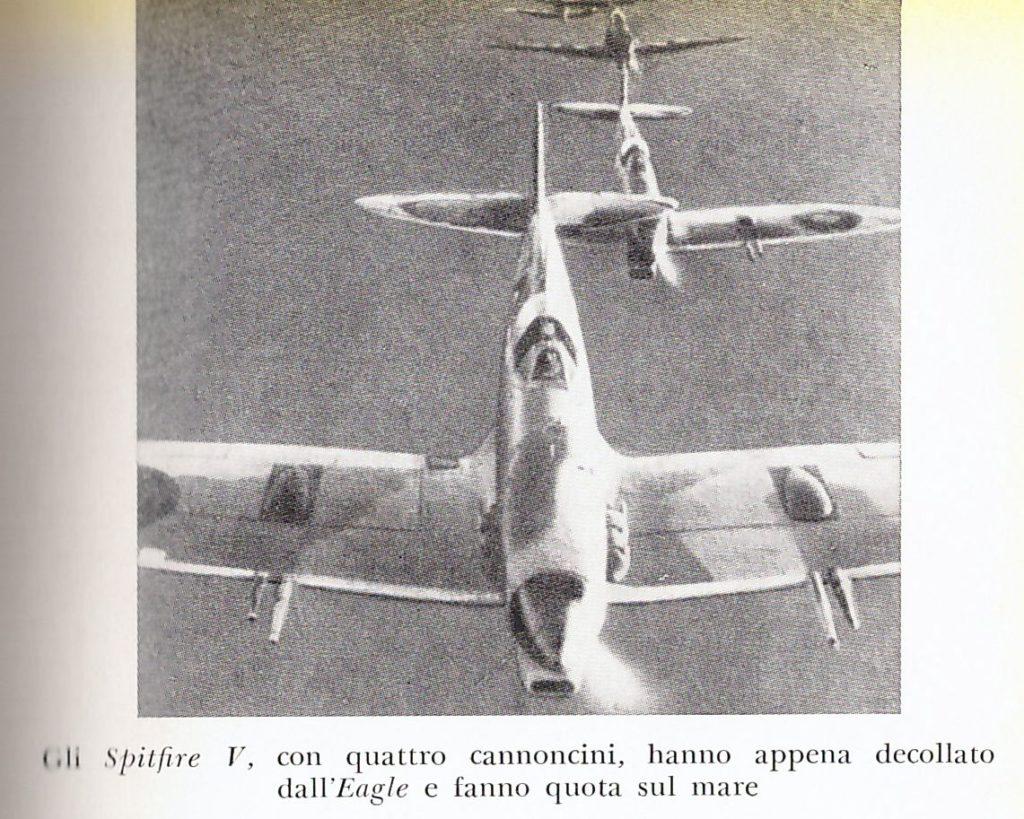 guerra nell'aria spitfire