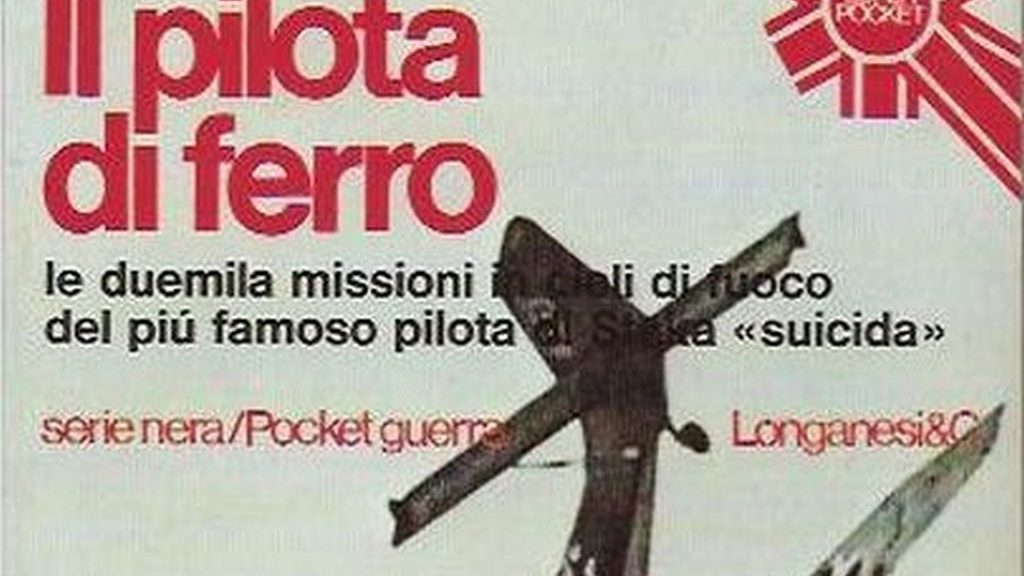 il pilota di ferro immagine in evidenza