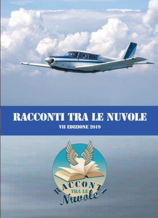 Copertina Antologia Racconti tra le nuvole edizione 7
