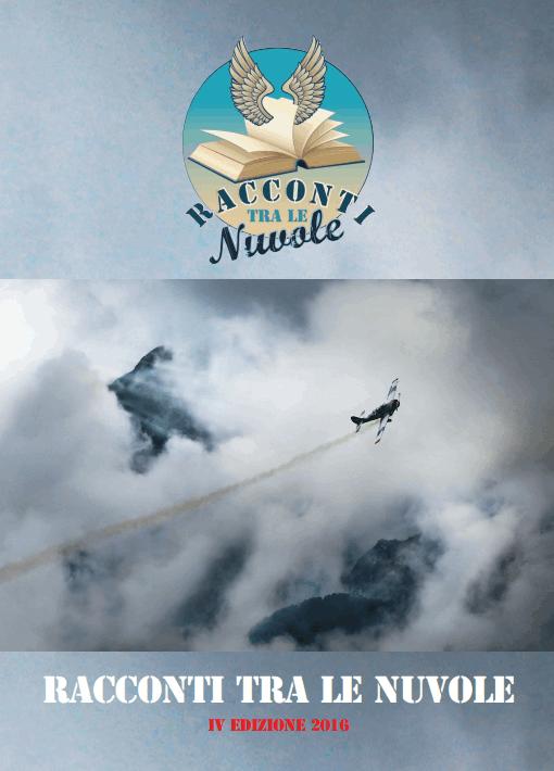 Copertina Antologia Racconti tra le nuvole edizione 4