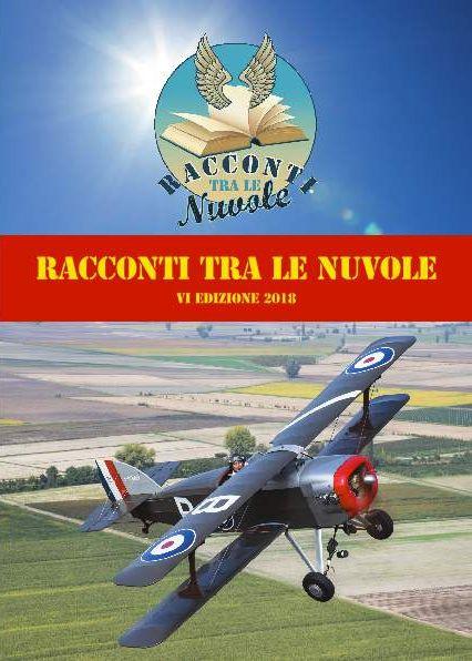 Copertina Antologia Racconti tra le nuvole edizione 6