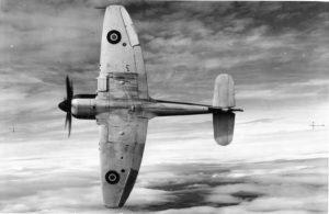 La somiglianza del Tempest con lo Spitfire